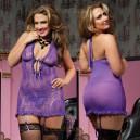 Гипюровое платье и трусики
