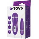 Виброяйцо A-Toys 12 режимов вибрации