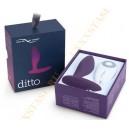 Эргономичная анальная пробка для ношения Ditto by We-Vibe