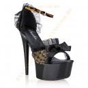 Элегантные туфельки LEOPARD LACE