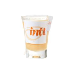 Массажная свеча для поцелуев INTT Peach