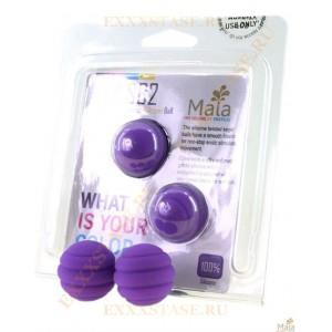 Вагинальные шарики силиконовые 2.8 мм